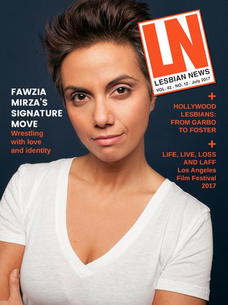 Lesbian News July 2017 Issue