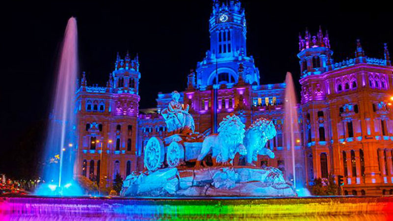 WorldPride - Madrid