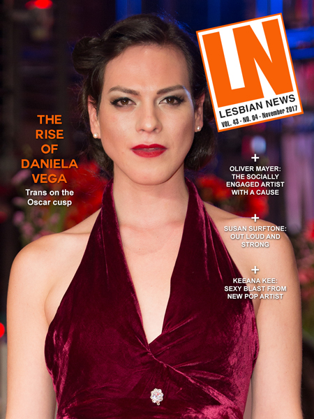 Lesbian News November 2017 Issue