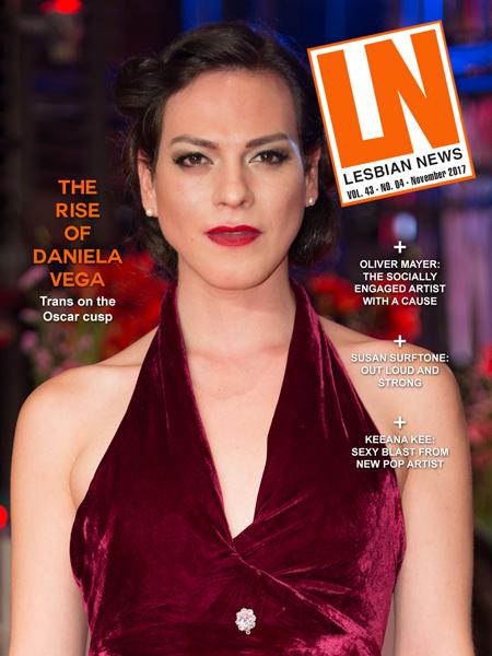Lesbian News November 2017 Issue
