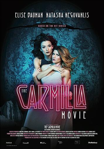 New Lesbian Movies 2017 - The Carmilla Movie