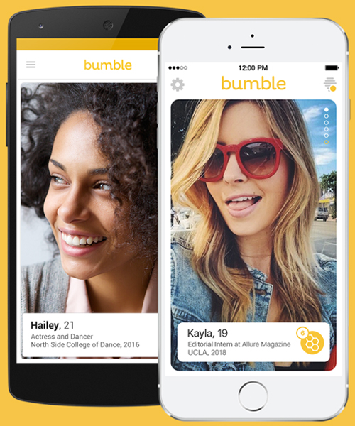 Lesbian dating apps - Bumble