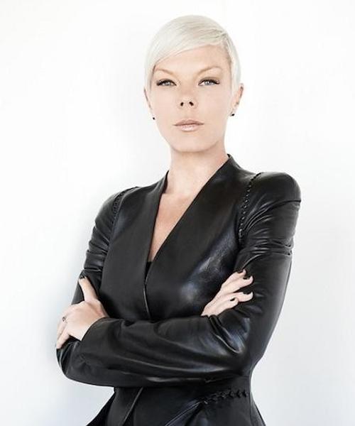 Lesbian fashion icons - Tabatha Coffey