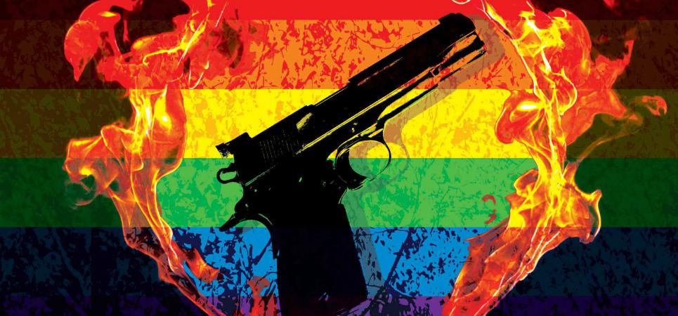 Gun violence as LGBTQ issue