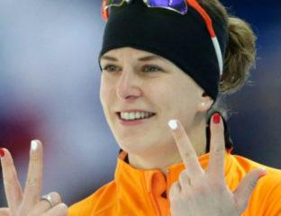Ireen Wust - LGBTQ female athletes