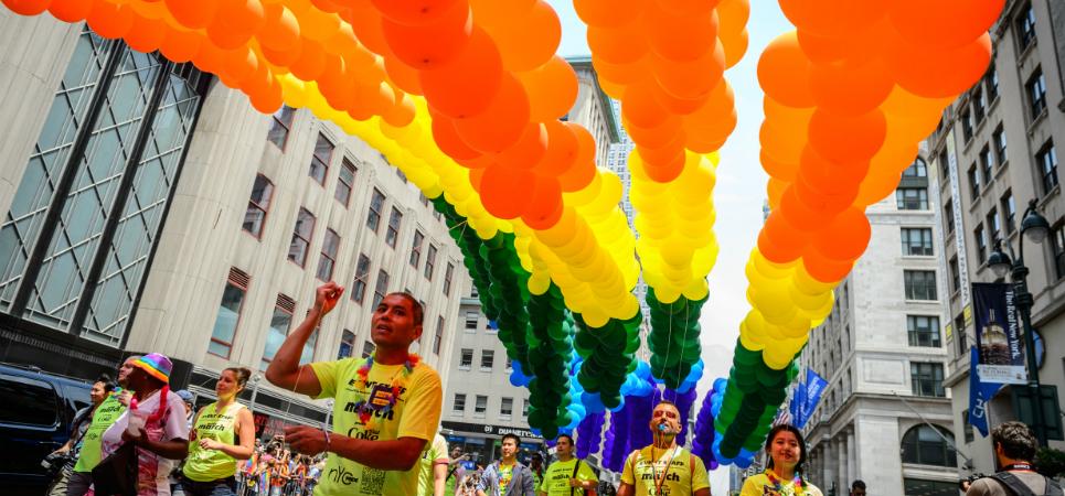 Lesbian events nyc