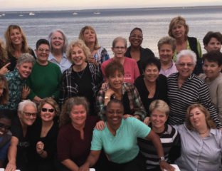 Women on a Roll - Provincetown