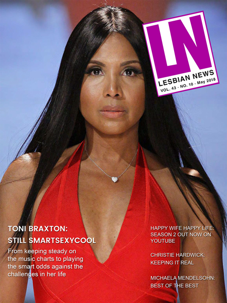 Lesbian News May 2018 Issue
