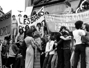 Stonewall - LGBT historical accomplishments