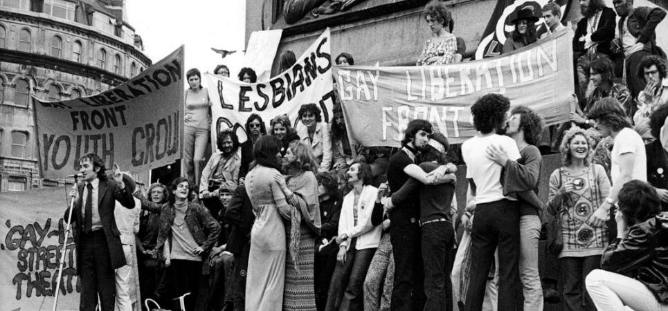 Stonewall - LGBT historical accomplishments