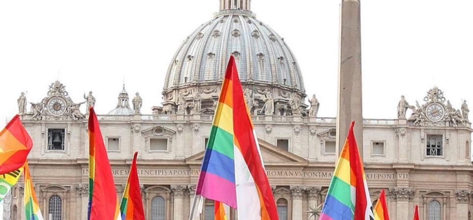 Vatican view on homosexual relationship