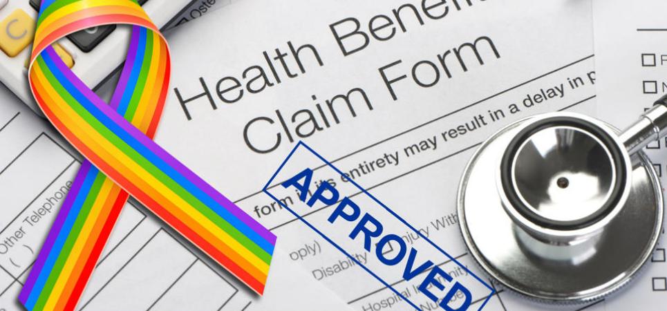 LGBT health insurance