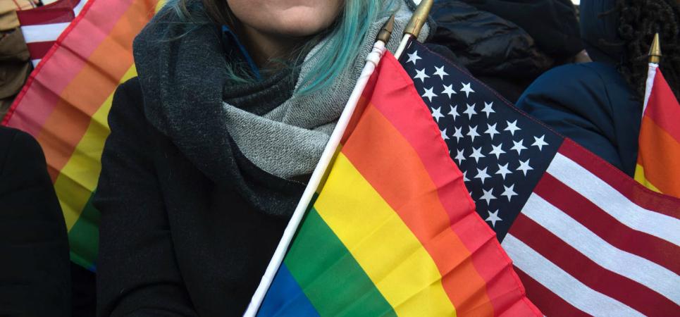 LGBT migrants