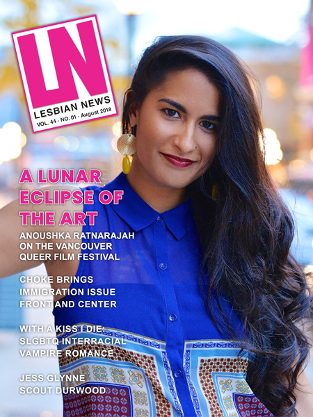 Lesbian News August 2018 Issue
