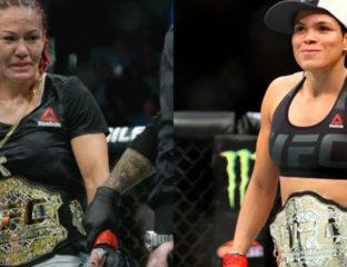 First women's MMA superfight