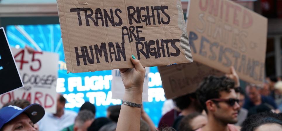 Trump anti-transgender memo