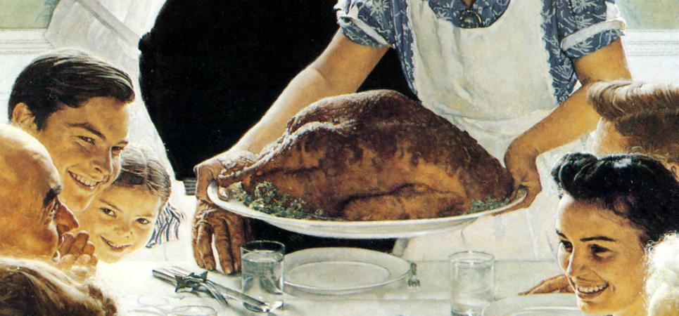 LGBT thanksgiving - family affairs