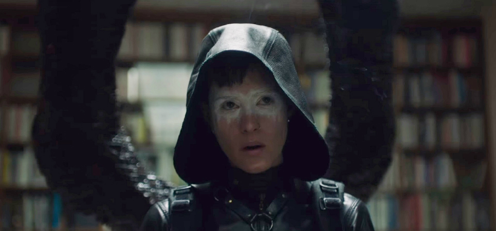 The Girl in the Spider's Web: A hero for our time