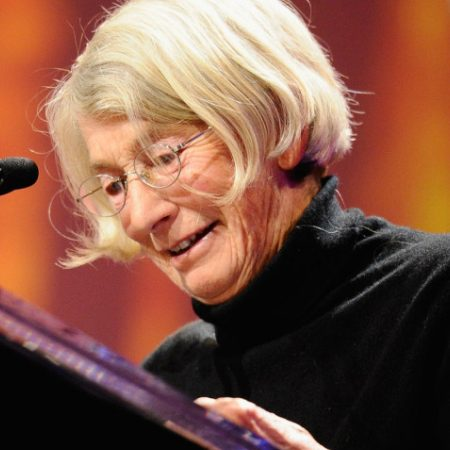 The words of Mary Oliver, Pulitzer Prize-winning poet and queer