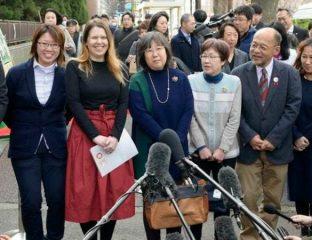 Japanese LGBTQ couples