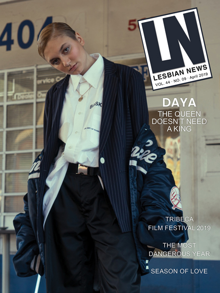 Lesbian News April 2019 Issue