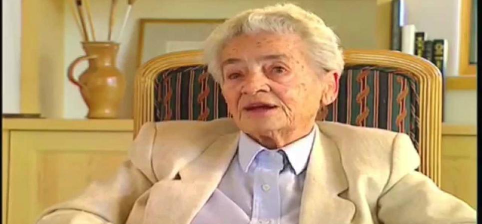 Frieda Belinfante