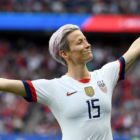 Megan Rapinoe: The Lesbian We All Need
