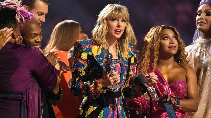 LGBTQ ally Taylor Swift