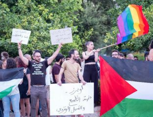 Palestine LGBTQ community