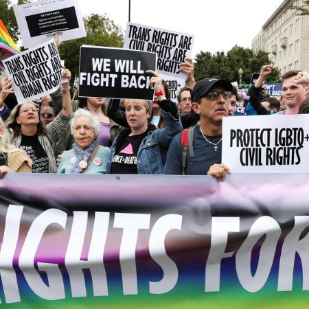 Many US states don't have LGBTQ worker protections