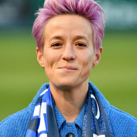 Megan Rapinoe: Sports Illustrated's Sportsperson of the Year