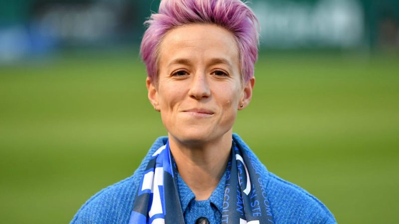 Sportsperson of the Year - Megan Rapinoe
