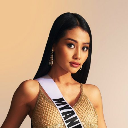 Swe Zin Htet of Myanmar: First openly lesbian Ms. Universe candidate