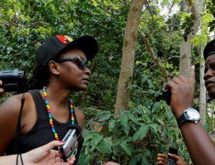 Uganda LGBT HIV