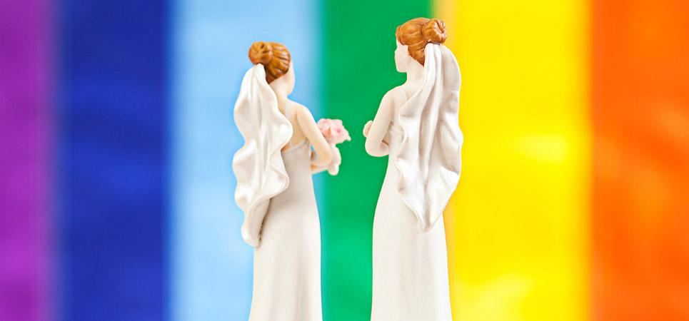 Lesbian divorces