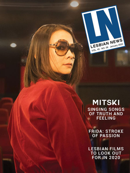 Lesbian News January 2020 Issue