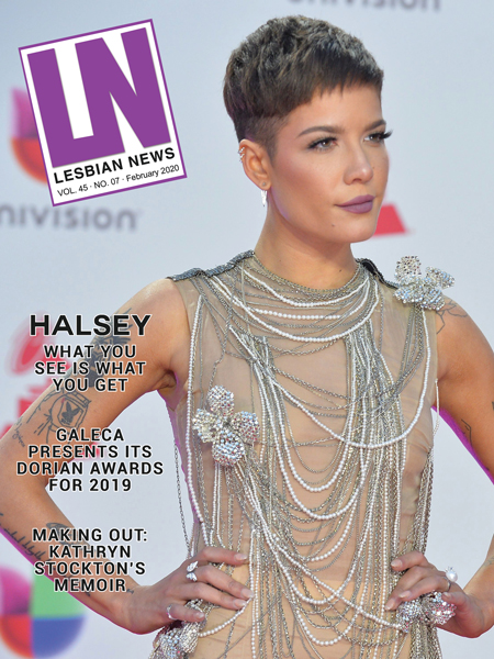 Lesbian News February 2020 Issue