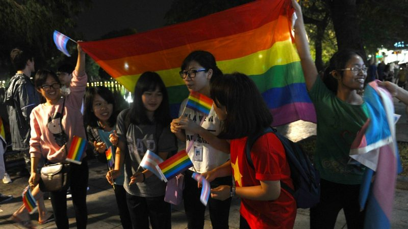 Vietnam LGBTQ youth