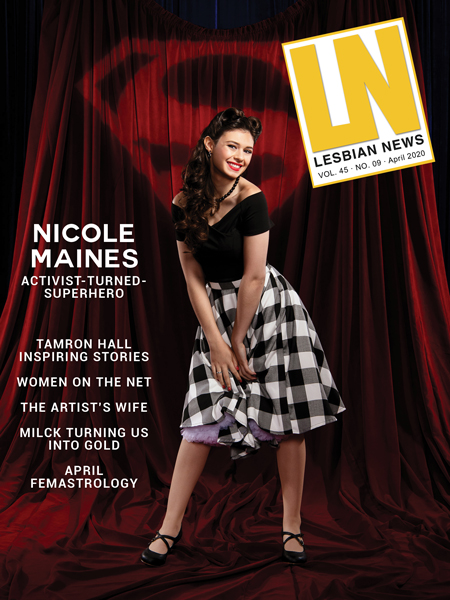 Lesbian News April 2020 Issue