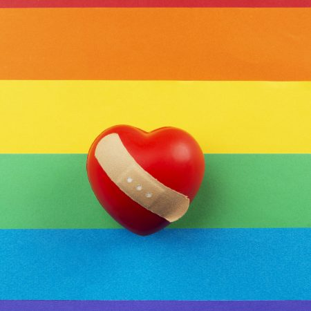 Where is the COVID-19 data on LGBTQ people?