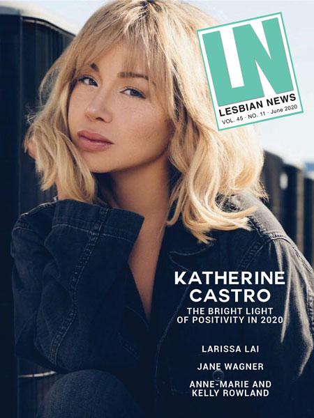 Lesbian News June 2020 Issue