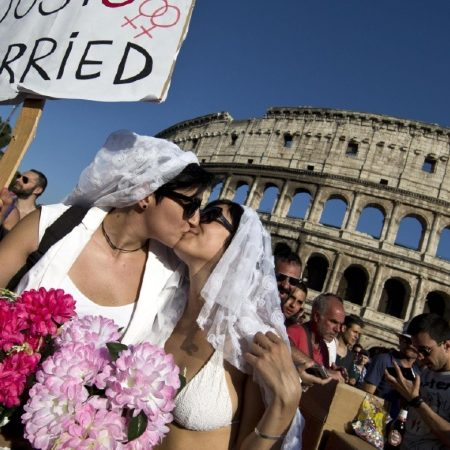 Italy prepares for a fight with proposed anti-homophobia law