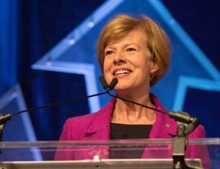 LGBTQ leaders - Tammy Baldwin