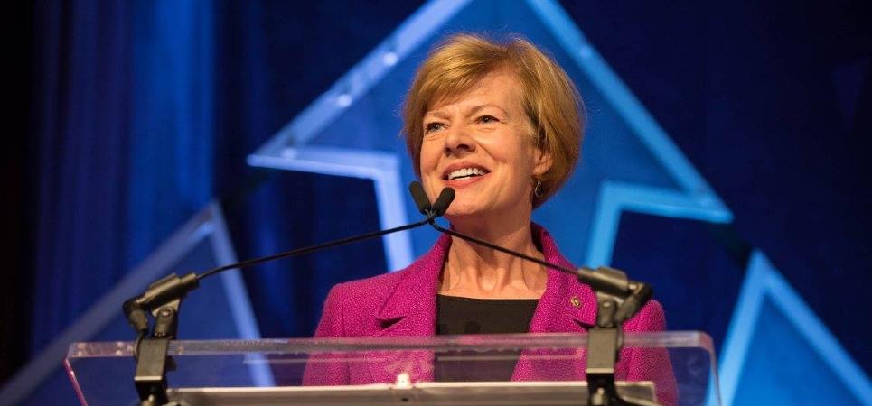 LGBTQ leaders - Tammy Baldwin